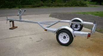 Boat Trailer Plans and Accessories